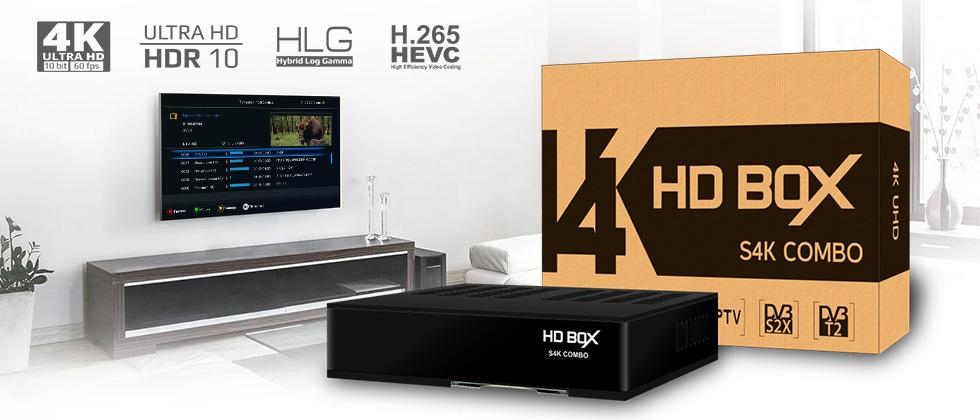 Впервые! 4K UHD комбинированный ресивер с массой возможностей - всего за 3990р!