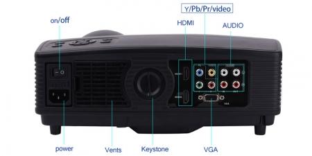 Проектор Everycom X9