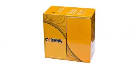 Кабель витая пара CADENA UTP-4 CAT5e (24 AWG)