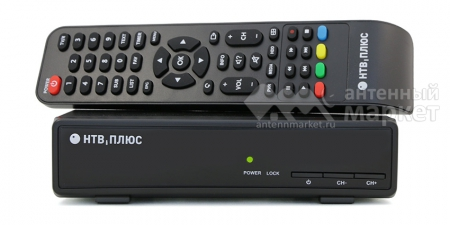 Комплект НТВ-ПЛЮС с приемником NTV-PLUS 710HD