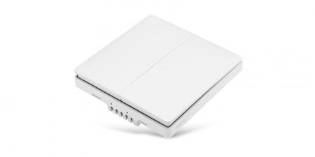 Умный выключатель Aqara Smart Light Control Двойной (Уценка)