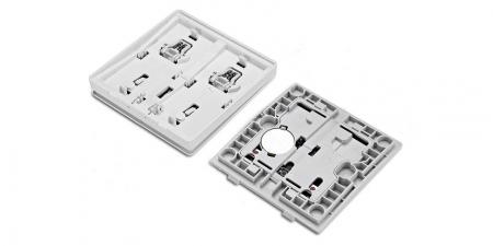 Умный выключатель Aqara Smart Light Control двойной дублирующий (Уценка)