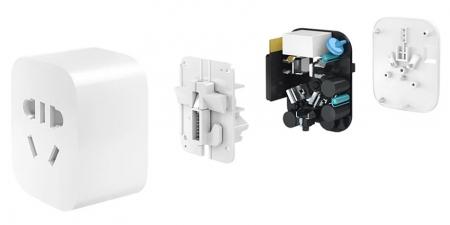 Умная розетка Xiaomi Mi Smart Power Plug New ZigBee (Уценка)