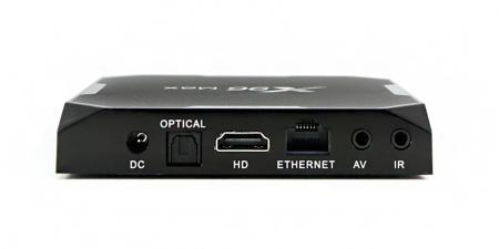 IPTV приставка Booox X96 MAX+ 4/32Гб