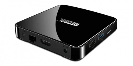 IPTV приставка Mecool KM3 4/128Gb
