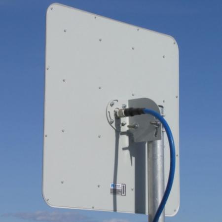 Панельная антенна ZETA-F 17-20 Дб