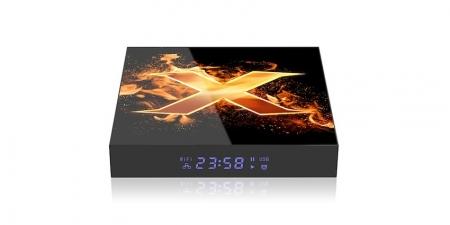 IPTV приставка Vontar X1 4/32Гб