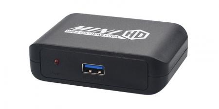 Адаптер USB 3.0 на HDMI/VGA Booox UHV02