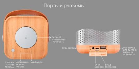 Акустика Rombica mysound BT-20