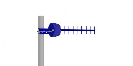 Антенна 3G AX-2014YF 14 dBi, F-female