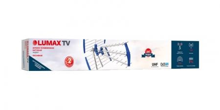 Антенна DVB-T2 LUMAX DA2505P 17дБ