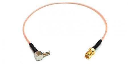 Антенный адаптер SMA-female - CRC-9