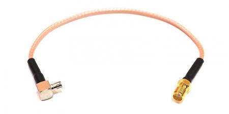 Антенный адаптер SMA-female - TS-9