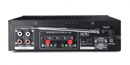 Аудио Bluetooth усилитель BT-309A чёрный