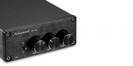 Аудио Bluetooth усилитель Nobsound NS-15G Чёрный