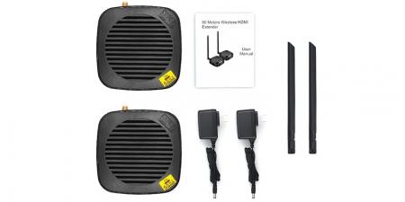 Беспроводной HDMI удлинитель Booox WTR50