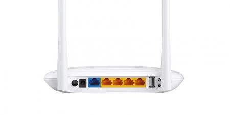 Беспроводной маршрутизатор (роутер) TP-LINK TL-WR842N