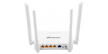 Беспроводной маршрутизатор (роутер) ZBT WE1626