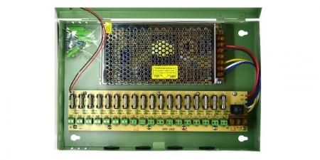 Блок питания OT-VNP03 12V 15A 18 выходов