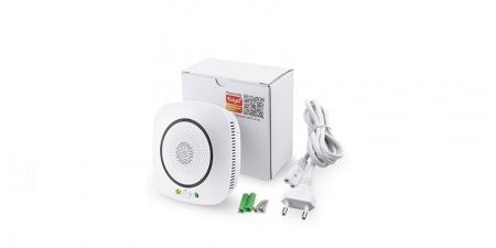 Датчик утечки газа Safealarm WiFi-818