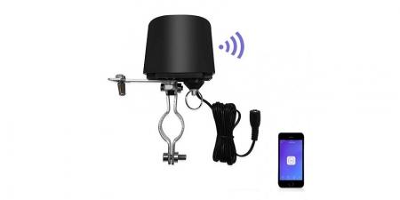 Электропривод на шаровой кран Smart WiFi Valve