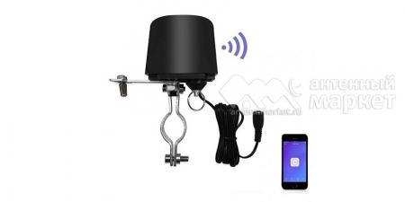 Электропривод на шаровой кран Tuya WiFi