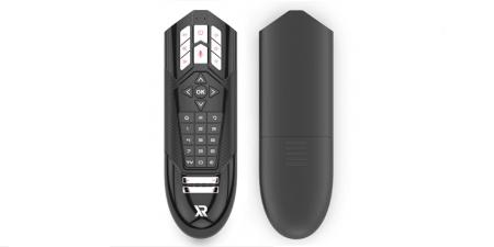 Гироскопический пульт Air Mouse R1 2.4GHz с голосовым управлением