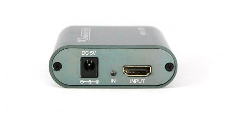 HDMI делитель Gecen HD-102N 4K (1 вход / 2  выхода)