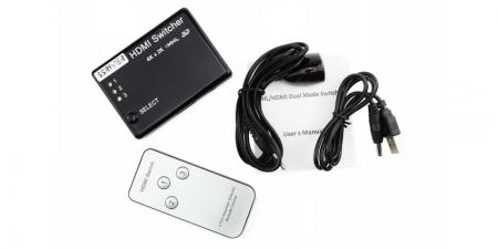 HDMI свитч 4K Ultra HD