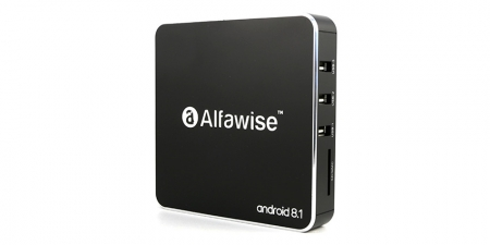 IPTV приставка Alfawise A8 (Уценка)