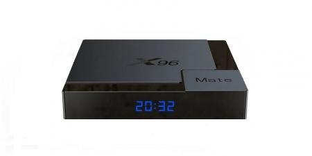 IPTV приставка Booox X96 Mate 4/32Гб
