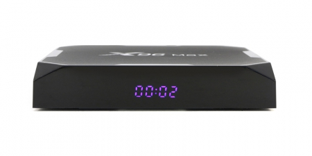 IPTV приставка Booox X96 MAX 4/64Гб
