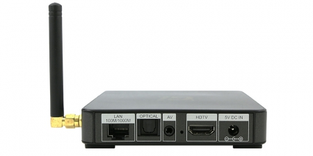 IPTV приставка GI iTV912