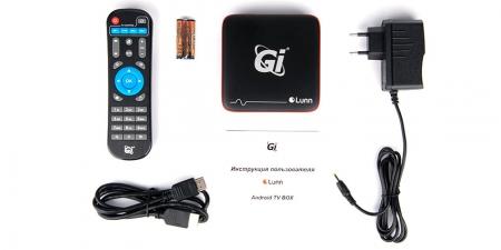 IPTV приставка GI Lunn
