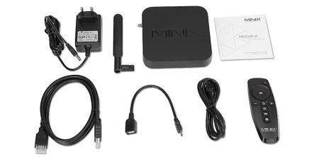 IPTV приставка MINIX NEO U9-H