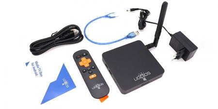 IPTV приставка Ugoos AM3