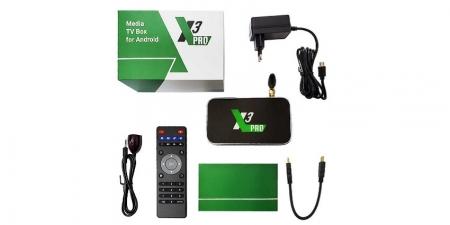IPTV приставка Ugoos X3 Pro 4/32Gb