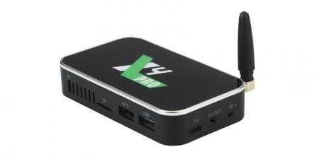 IPTV приставка Ugoos X4 Pro 4/32Gb
