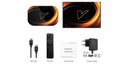 IPTV приставка Vontar X3 4/64Гб