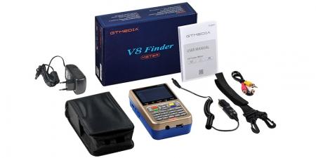 Измерительный прибор GTMEDIA V8