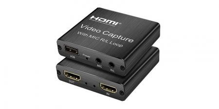 Карта видеозахвата USB Booox VC02