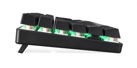 Клавиатура Motospeed CK104 Blue Switch с подсветкой