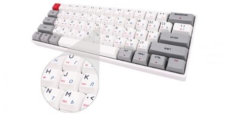 Клавиатура Skyloong SK61 Red Switch с подсветкой