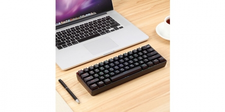 Клавиатура Vontar YK600 Red Switch с акб и подсветкой