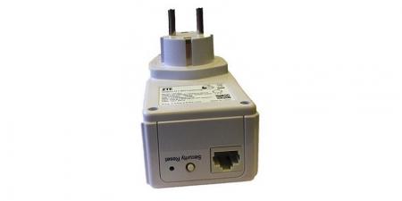 Комплект PLC адаптеров QPLA-200v.2P