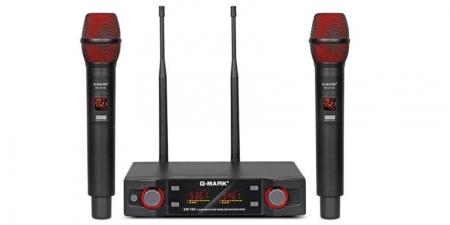 Комплект радио микрофонов G-Mark EW100
