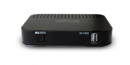 Комплект Триколор  из двух HD ресиверов GS B534M и GS C592