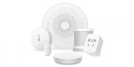 Комплект умного дома Xiaomi Smart Home Security Kit