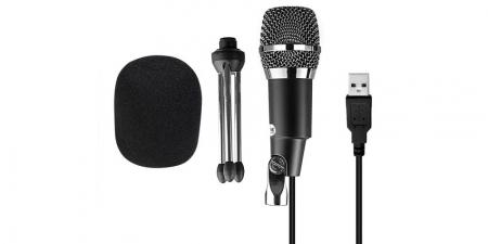 Конденсаторный USB микрофон Fifine K668