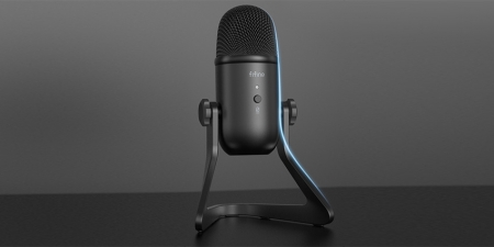 Конденсаторный USB микрофон Fifine K678